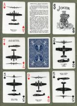 "Collectable vintage playing cards  ""Spotter"" cards by Bicycle circa 1940'"